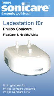 Sonicare Flexcare Ladestation