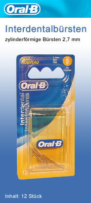 Interdental Kit Oral B Ersatzbürste