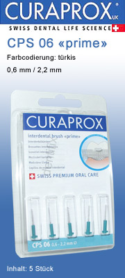 Curaprox CPS 0,6